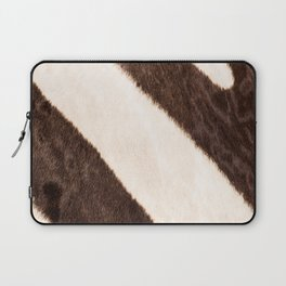 Zebra - stripes - #society6 #buyart #decor Laptop Sleeve