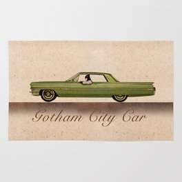 Super Classic Car Rug