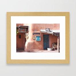 Santa Fe Style  Framed Art Print