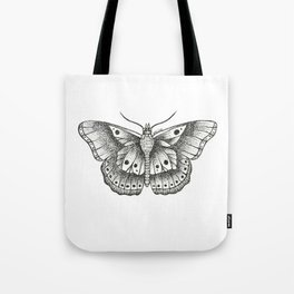 Harry Styles butterfly Tote Bag