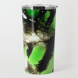 neon nightmare Travel Mug