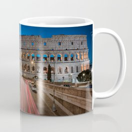 Colosseum at dawn Coffee Mug