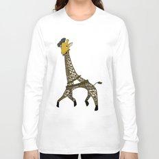 Gireffel Tower Long Sleeve T-shirt