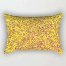 Raspberry Lemonade Rectangular Pillow