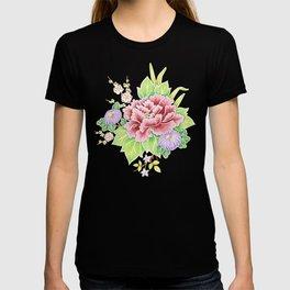 Bouquet Chintz T-shirt