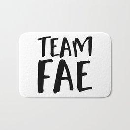 Team Fae Bath Mat