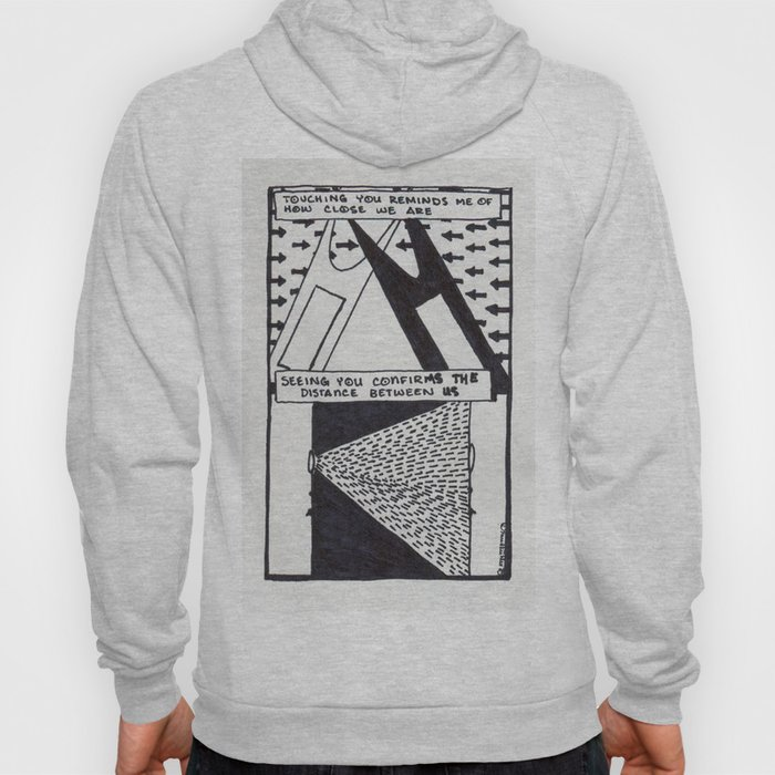 The Distance Between Us / 1995: The Booth Philosopher Series Hoody