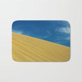 Waves Of Sand Bath Mat