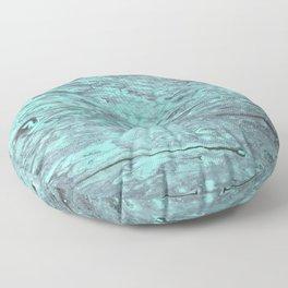 Methane Waves Floor Pillow