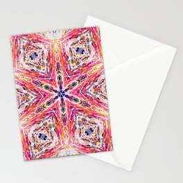 openwork 6 Stationery Cards