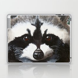 Raccoon - Charley - by LiliFlore Laptop & iPad Skin