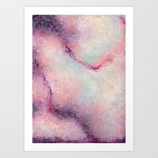 Connecting (Pt. 2) Art Print