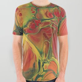 Harmony All Over Graphic Tee