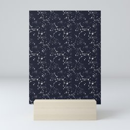 Zodiac Constellations - Sagittarius Mini Art Print
