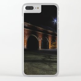 The Arches. Clear iPhone Case