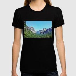 The Wonder of Yosemite T-shirt
