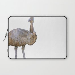 Amused Emu Laptop Sleeve