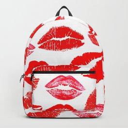 Lips Backpack