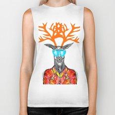 Deer Me Biker Tank