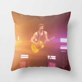 ShawnMendes Throw Pillow