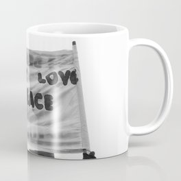 unity, love, peace Coffee Mug