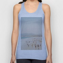 summer time in Santa Monica ... Unisex Tank Top