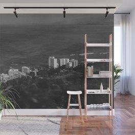 Hawaii- Cityscape Wall Mural