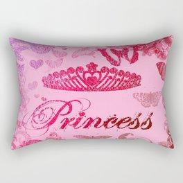 Flutterby Princess Rectangular Pillow