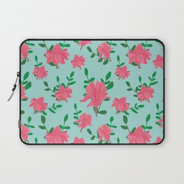 Ginger flowers Laptop Sleeve