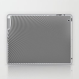 Fractal Op Art 4 Laptop & iPad Skin