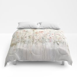 little pink Comforters