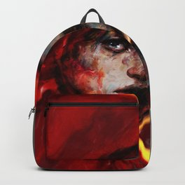 red one Backpack