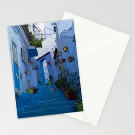 The Blue Pearl Stationery Cards