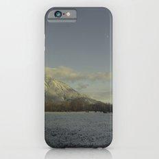 snow elk iPhone 6s Slim Case
