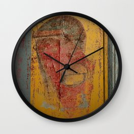 Mistakes Do Not Fade Wall Clock