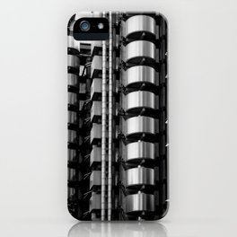 Lloyd's of London Stairs iPhone Case