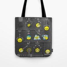 Smiley Factory Tote Bag