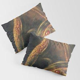 Norse Myths Kraken Sea Monster Pillow Sham