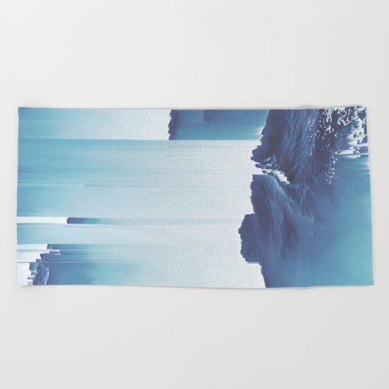 Myth Beach Towel
