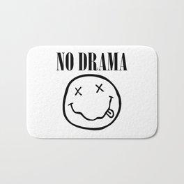 No Drama. Bath Mat