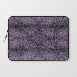 Mandala Motion Purple Laptop Sleeve