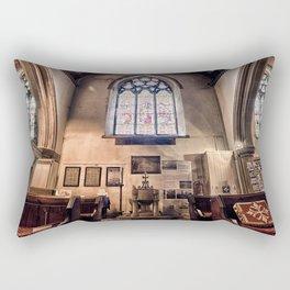British Church Rectangular Pillow