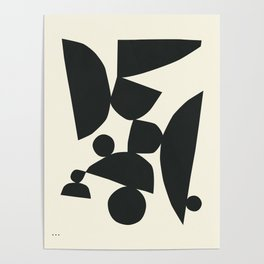 SILHOUETTE (2) Poster