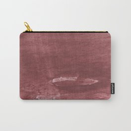 Sienna hand-drawn wash drawing pattern Carry-All Pouch