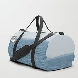 Sweet Day On the Bay Duffle Bag