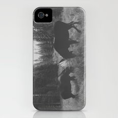 Moose Battle iPhone (4, 4s) Slim Case