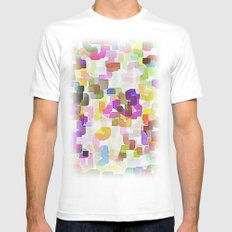 seeds Mens Fitted Tee White MEDIUM