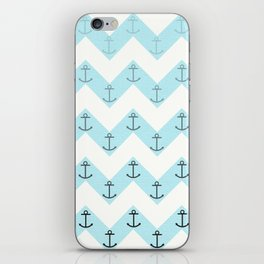 Anchors iPhone Skin