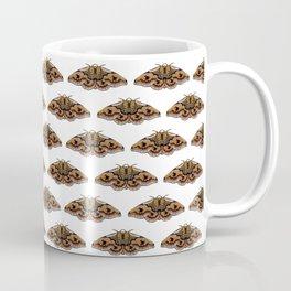 Gold moth Coffee Mug