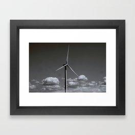 """""""Standing Alone"""" Framed Art Print"""